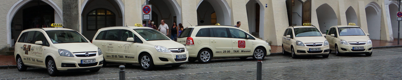 Taxi Wiesner – 08631 2500